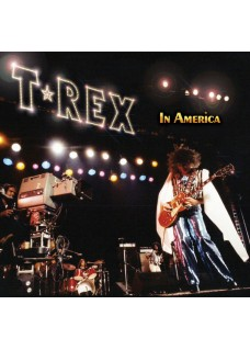 T.Rex       In America      Ltd Edition Collectors Yellow  Vinyl